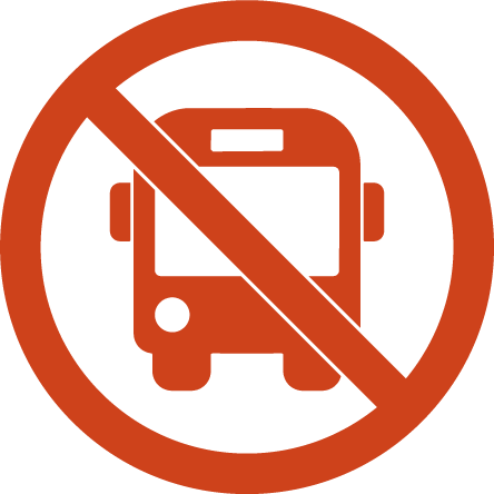 No Transport