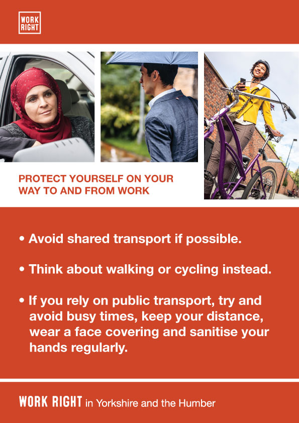 covid-19 protect yourself poster
